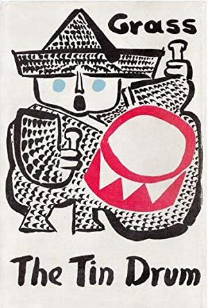 The Tin Drum Book Cover Poster
