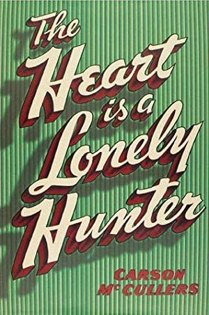 Officially Licensed Education Poster of The Heart Is a Lonely Hunter by Carson McCullers 59x84cm