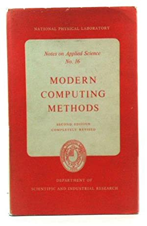 Modern Computing Methods