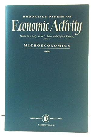 Brookings Papers on Economic Activity: Microeconomics, 1998: Baily, Martin Neil;
