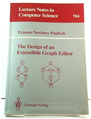 The Design of an Extendible Graph Editor