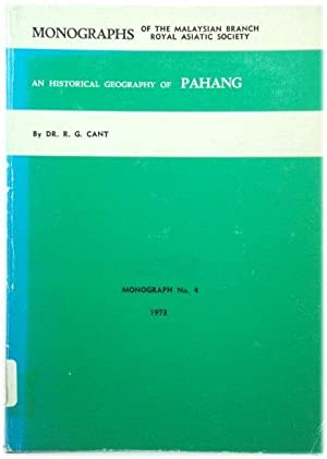 An Historical Geography of Pahang
