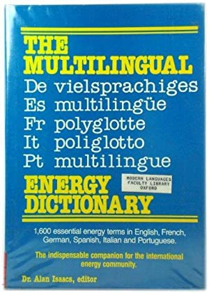 The Multilingual Energy Dictionary