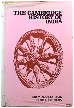 The Cambridge History of India, Volume IV: The Mughul Period
