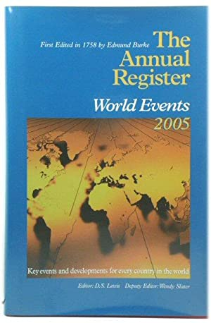 The Annual Register 2005: World Events: 247