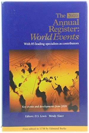 The Annual Register 2010: World Events: 251