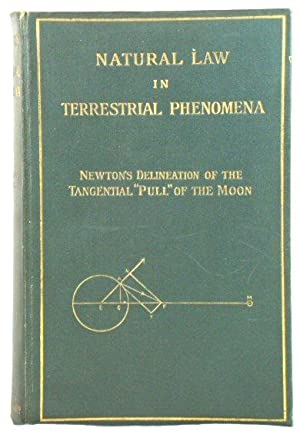 Natural Law in Terrestrial Phenomena