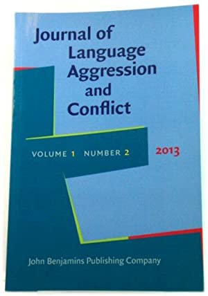 Journal of Language Aggression and Conflict: Volume 1, Number 2
