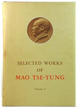 Selected Works of Mao Tse-Tung: Volume I
