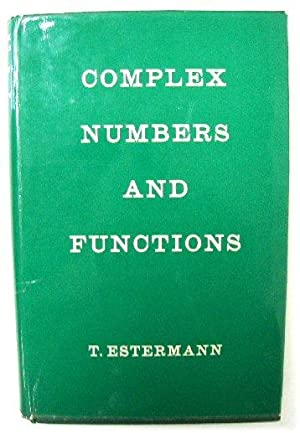 Complex Numbers and Functions