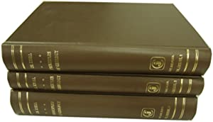 Principles of Geology (3 Volumes)