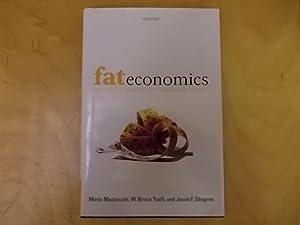 Fat Economics: Nutrition, Health, and Economic Policy: Mazzocchi, Mario; Traill, W. Bruce; Shogren,...