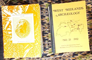 West Midlands Archaeology,1982-2001