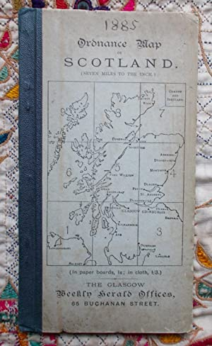 Ordnance Map of Scotland [Seven Miles to the Inch]