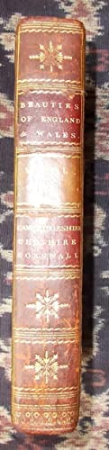 Beauties of England etc,vol 2,Cambridgeshire ,Cheshire and Cornwall