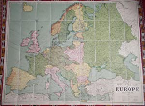 Philips Mercantile Map of Europe