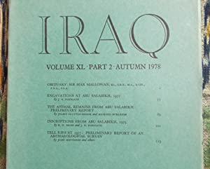 Iraq,Volume XL,part 2
