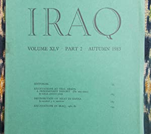 Iraq,Volume XLV,part 2.