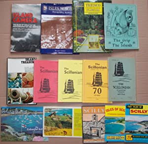 Isles of Scilly / Scilly Islands,40 items