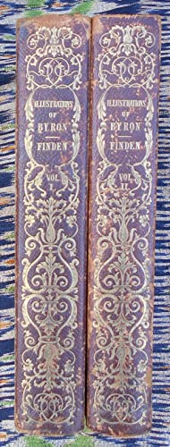 Finden,s Illustrations to the Life and Works of Lord Byron etc.in Two Volumes