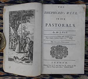 The Shepherds Week;in six Pastorals,2nd.edition,[bound with 3 other titles]