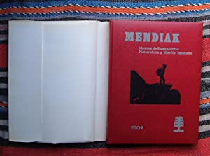 Mendiak,Montes de Euskalerria,Naturaleza y Huella humana ,vol.4.: Enricque Ayerbe [editor]