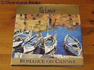 Aldo Luongo. Romance on Canvas. Twenty-Five Years.: ALDO LUONGO