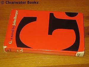 G. A novel.: JOHN BERGER
