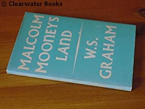 Malcolm Mooney's Land. Poems.: W.S.GRAHAM.