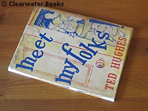 Meet My Folks! With illustrations by George: TED HUGHES.
