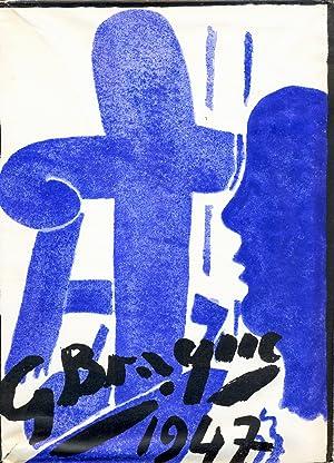 Braque Le Patron.: BRAQUE, Georges. PAULHAN,