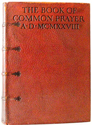 The Book of Common Prayer.: UPDIKE, D.B. MERRYMOUNT