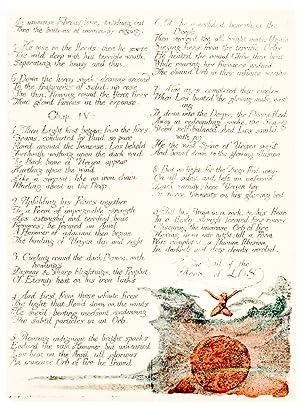 The Book of Los.: BLAKE, William. TRIANON