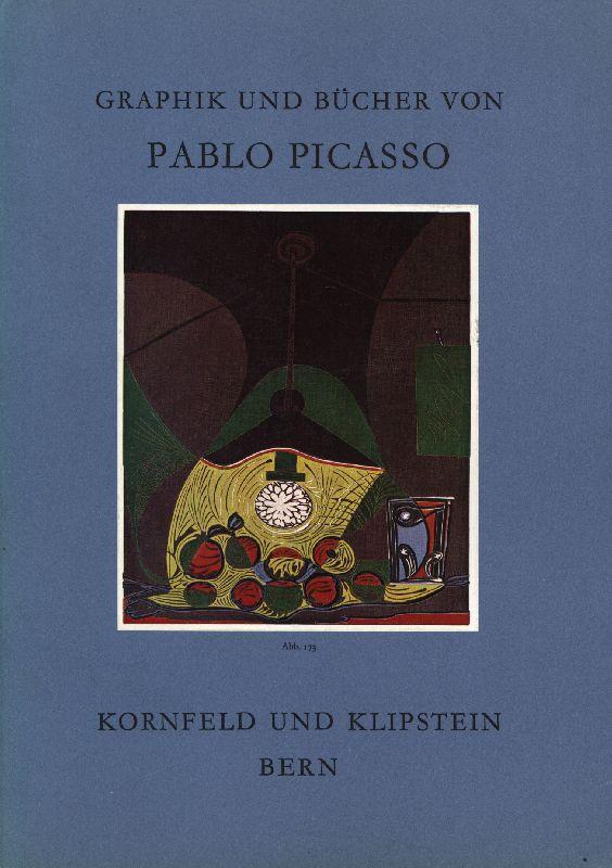 graphik und bucher on pablo picasso auktion 133