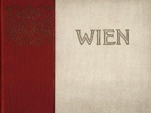 WIEN, Eine Auswahl von Stadtbildern, Vienne instantanée,