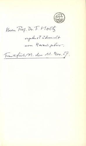 Im Umkreis der Kunst. Eine Festschrift für: Hollwich, Fritz (Herausgeber),
