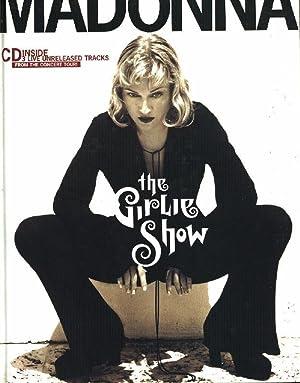 Madonna. The Girlie Show. CD inside 3: Madonna. Girlie Show,