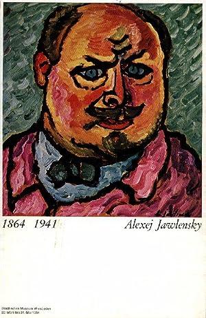 Alexej Jawlensky 1864 1941. Leporello, Ausstellung Museum: Jawlensky, Alexej von.