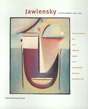 Jawlensky in der Schweiz 1914-1921. Begegnung mit: Jawlensky. Affentranger-Kirchrath, Angelika,