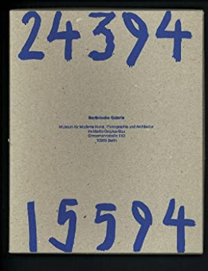 Horst Antes - Alexej Jawlensky, Hausbilder - Meditationen. Ausstellung Berlinische Galerie Museum f...