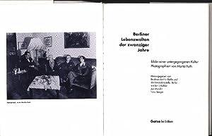 Berliner Lebenswelten der zwanziger Jahre. Bilder einer