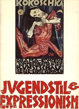 Jugendstil & Expressionism in German Posters. An: Poster. Plakate. Expressionismus.