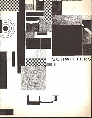 Kurt Schwitters. Exhibition June 19 to July: Schwitters. Pasadena Art