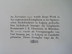 Das Neue Bild. NKVM. Veröffentlichungen der Neuen Künstlervereinigung München e. V.,...