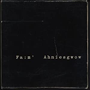 Fa:m Ahniesgwow. 3 Teile: Schallplatte, Hauptbuch und: Helms. Hans G.,