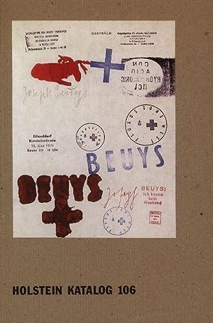 Katalog 106: Joseph Beuys, Fluxus, POP etc.: BEUYS.