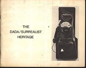 The DADA / Surrealist Heritage. Edited by