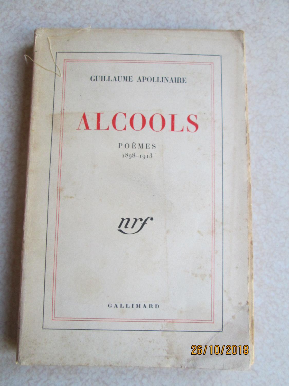 Alcools Poemes 1898 1913