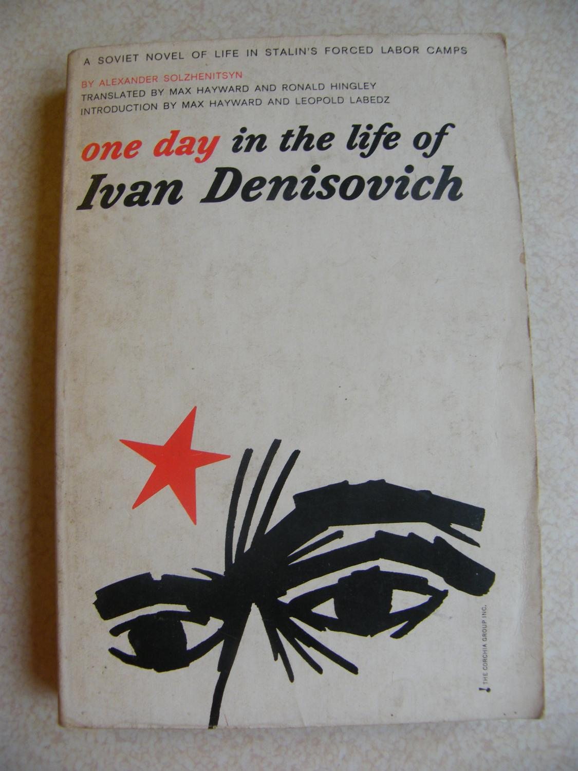 thesis statement for one day in the life of ivan denisovich