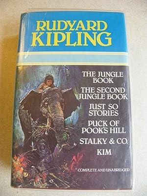 Jungle Book. Second Jungle Book. Just So: Kipling, Rudyard